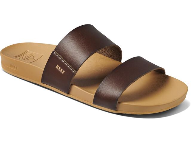 Reef Cushion Vista Sandals Women, chocolate